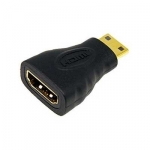 ADAPTADOR HDMI FEMEA X MINI HDMI MACHO LOTUS ( SR2 )