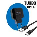 CARREGADOR TIPO C TURBO CLICK TECH (BL4 P1)