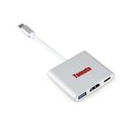 CONVERSOR TIPO C MACHO PARA HDMI / USB 3.0 / TIPO C FEMEA LT-165