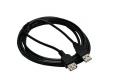 CABO EXTENSAO USB A M X A F 2.0 1.8 METROS PRETA GC (SR02)