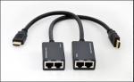 EXTENSOR HDMI 30 METROS SEM ALIMENTACAO