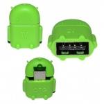 ADAPTADOR OTG MICRO USB V8 LE-5545 (SR-02)