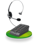 TELEFONE HEADSET HSB50 INTELBRAS TERMINAIS 4013330 (V3-P3)